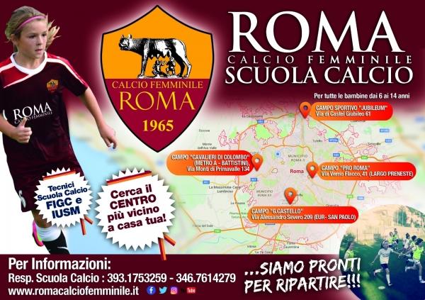 ASD ROME female soccer