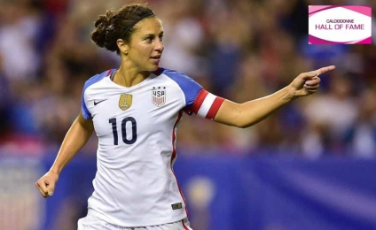 Calciodonne Hall of Fame: Carli Lloyd