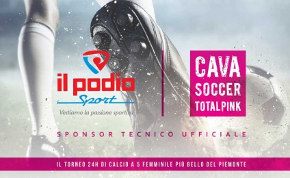 The collaboration with Il Podio Sport of Cuneo is renewed!