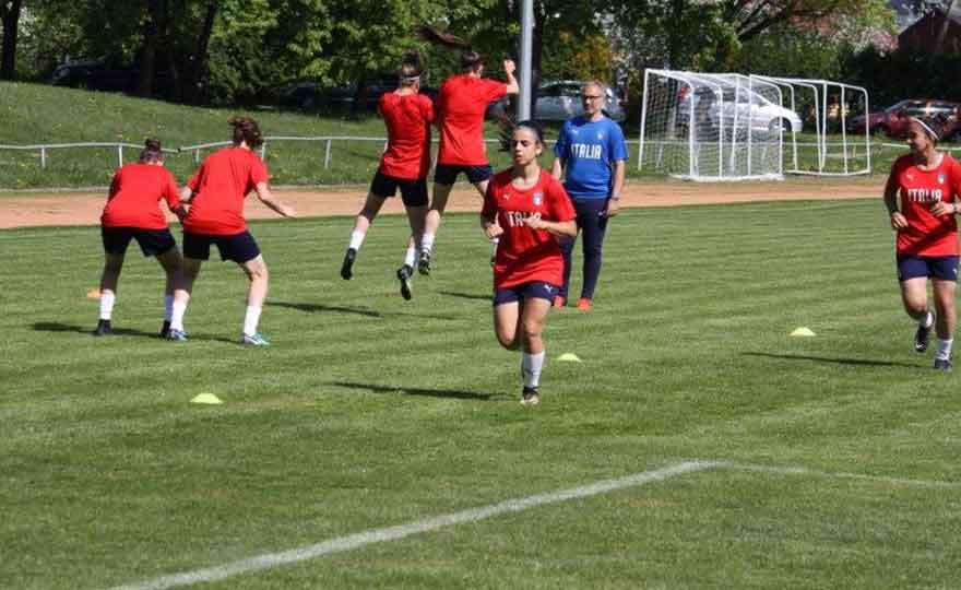 Europeo Under 17, partenza sprint Italia: 2-0 alla Svizzera