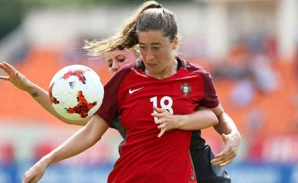 """Carolina Mendes: """"Difficult to resume the game after the two goals taken"""""""