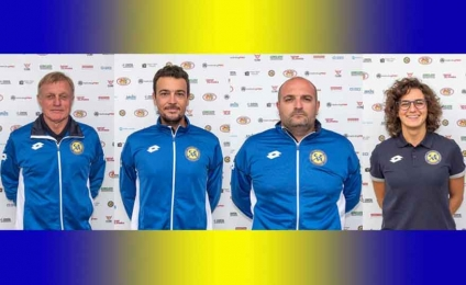 Fortitudo Mozzecane, the Gialloblù staff is ready for the national series B