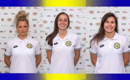 Lords, Caliari and Olivieri: ready for the coming season