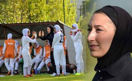 Katayoun Khosrowyar and his revolution in women's football in Iran