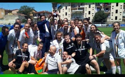 Venice champion of Italy Juniores