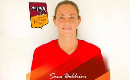 Sara Boldrini, again a blow to the Roma women's soccer market
