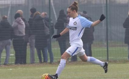 Ilaria Lazzari returns home Mozzanica