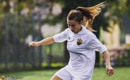 Seventh year at the Rome women's football of LM Capparelli