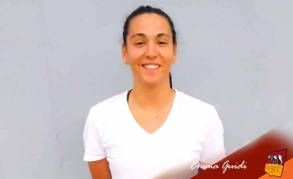 Roma calcio femminile: arriva il portiere Emma Guidi