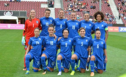 Italy - Sweden in friendly with the live Rai Sport
