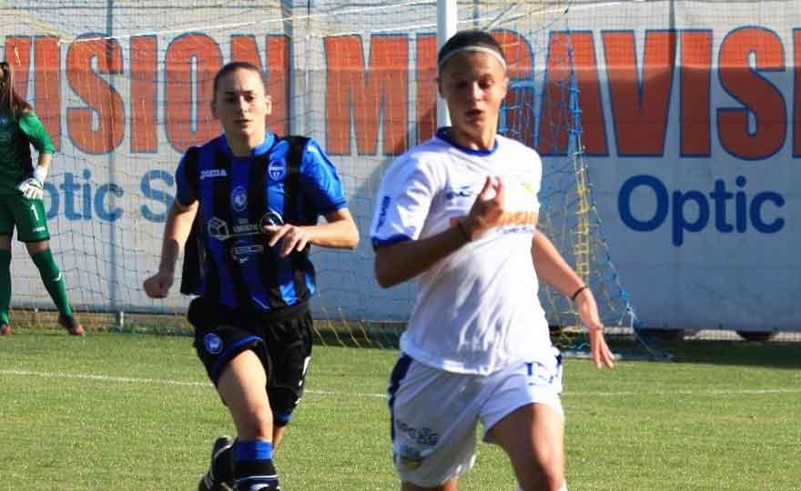 Confirmed the broken fracture for Caterina Fracaros