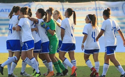 National U17: 24 Azzurrine summoned for the Stage in Coverciano