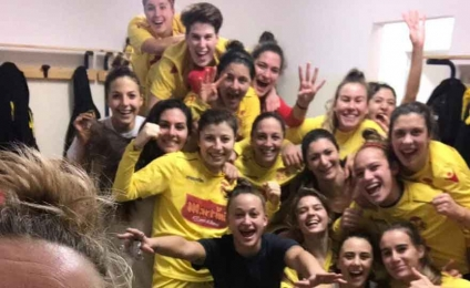 The Ravenna Women continues to reap victories: Lazio beat 4 to 0