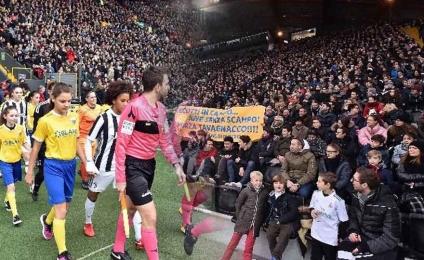 Pre-sale for Tavagnacco-Juventus starts