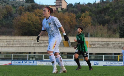 Chieti - Salento Women Soccer: race suspended at 90 'for poor visibility and word to the sports judge