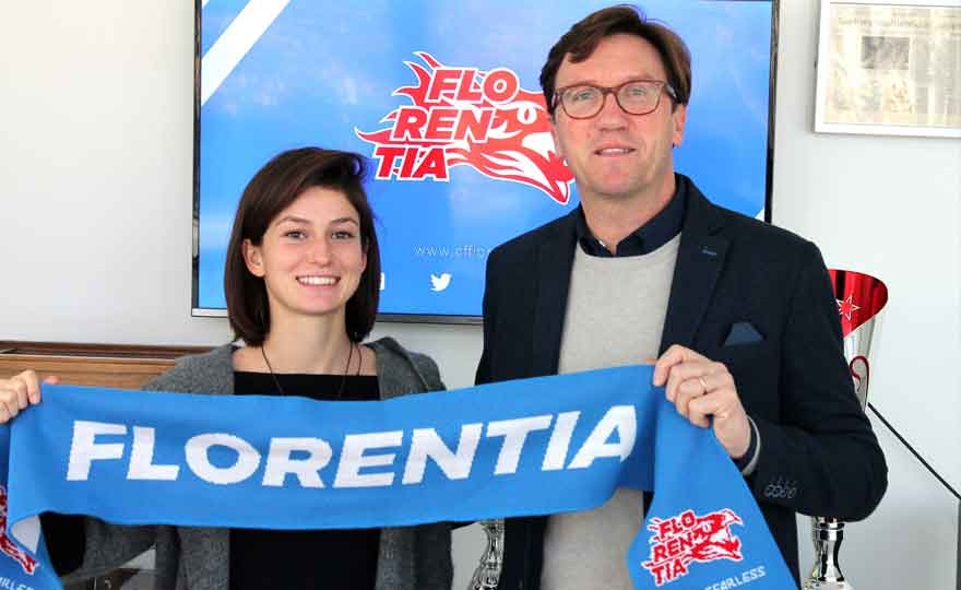 Exchange of young strikers among the Serie A Florentine teams: Isotta Nocchi returns to the Florentia