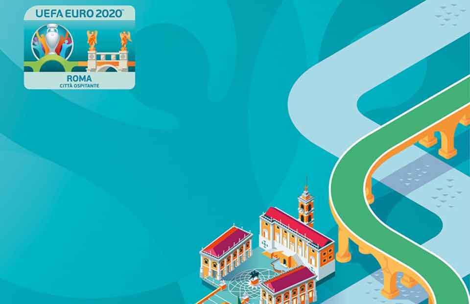 Calendario Serie B 2020 17.In Rome Go To The Countdown To The European 2020