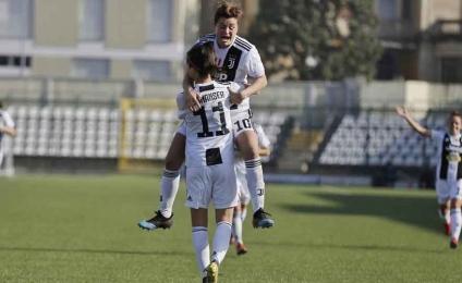 Deservedly ... Juventus!
