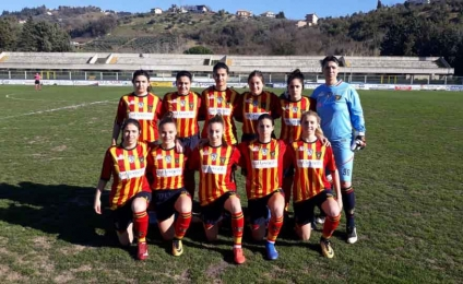 A remodeled Salento Women Soccer does not go to Chieti