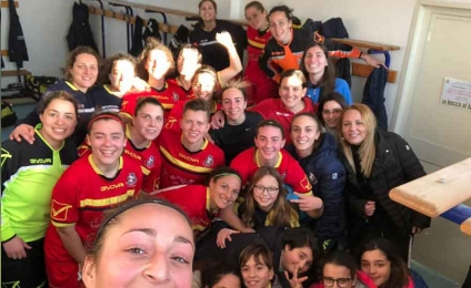 The big ones win, the newly promoted Sant'Egidio wins the 5 ° place