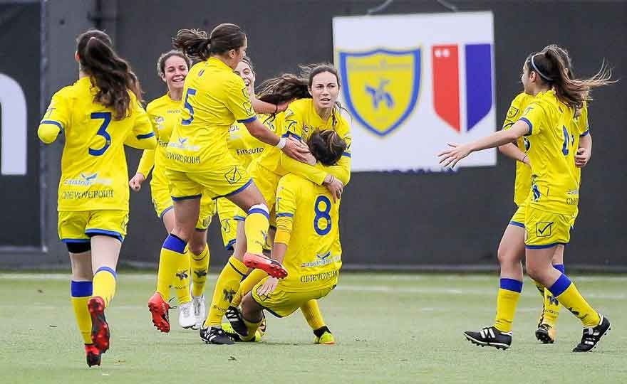 Great comeback with victory for the spring of ChievoVerona Valpo