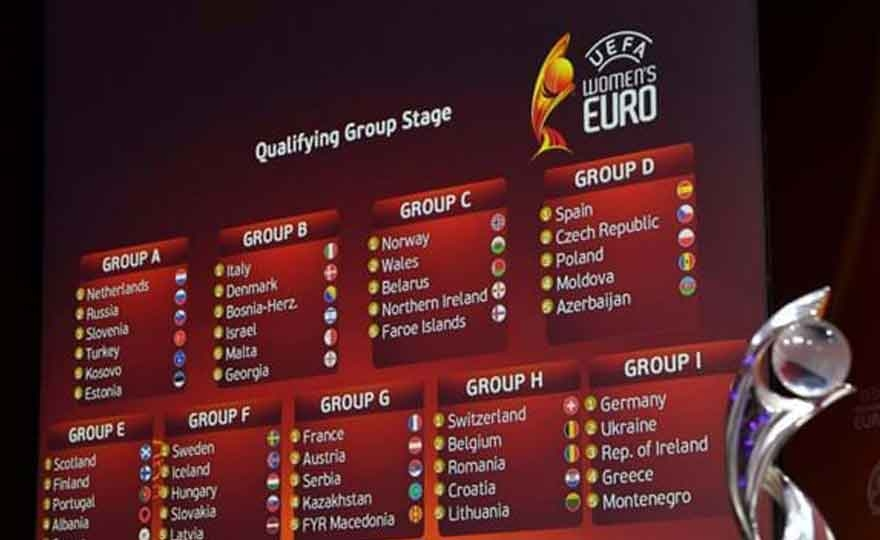 UEFA EURO 2021 qualifiers: Italy draws the vice champions of Europe of Denmark