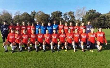 UEFA Loughborough tournament: Azzurrine measure defeats from France