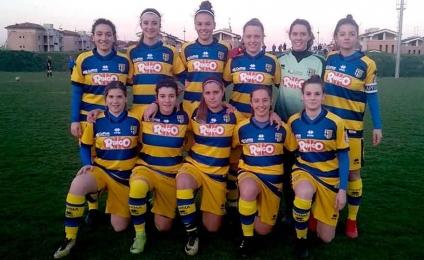 """Juniores Under 19 women, 6 recovery, return: Parma-Bologna """"A"""" 0-1"""