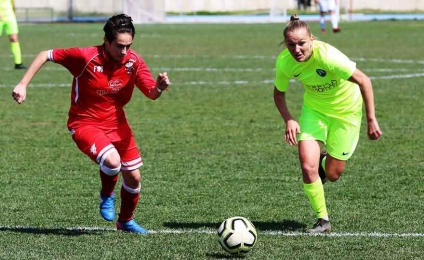 The female Napoli Carpisa Yamamay beats Perugia and wins the Italian Cup final
