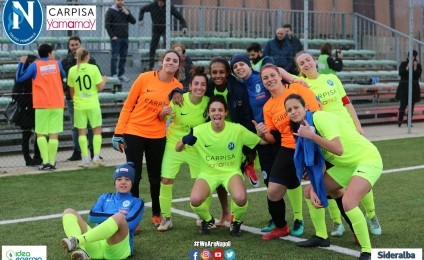 The Napoli female beats Perugia and reaches the Italian Cup final
