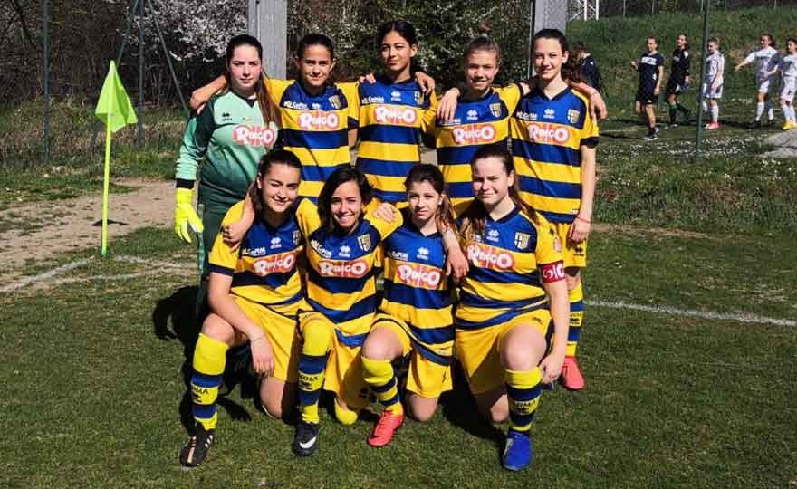 Under 15, We Love Football Tournament: Parma-Spal 5-1
