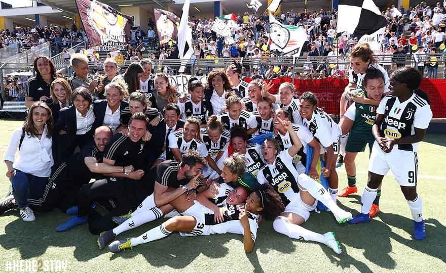 Juventus second championship, Juve champion!