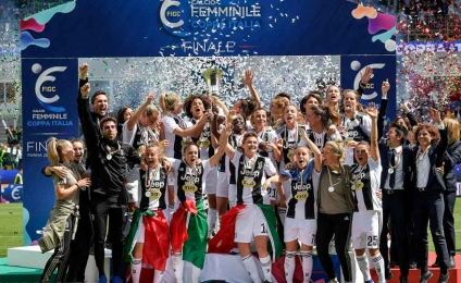 Juventus too strong for Fiorentina, the Italian Cup shines in Turin