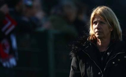Carolina Morace is no longer the Milan coach