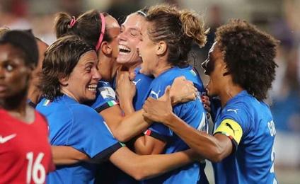 Mondiali donne, si comincia: Italia-Australia l'esordio