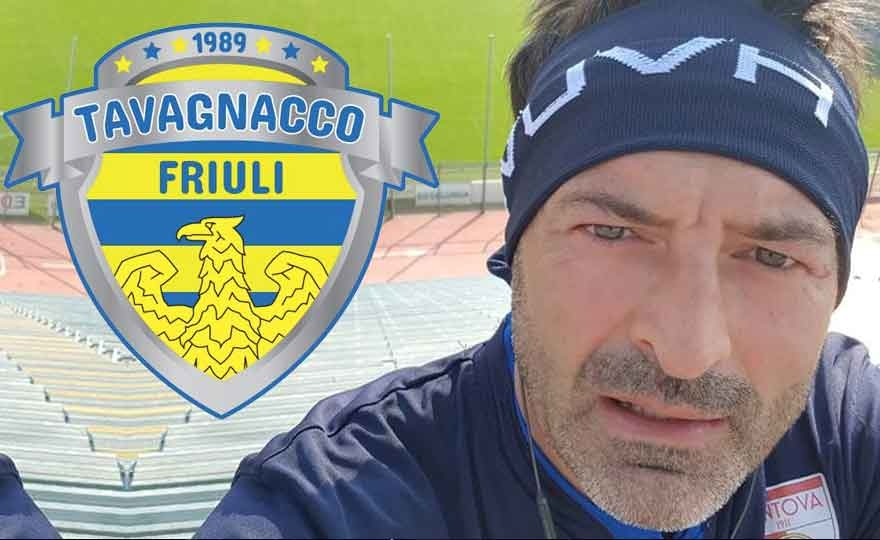 Luca Lugnan is the new coach of Tavagnacco