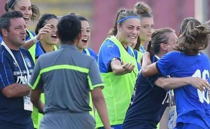Universiade: Italy has awakened, Goldoni - Fusini spread the United States