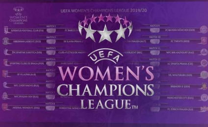 Champions, Sixteenth round draw: two great challenges for Fiorentina and Juventus