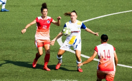 The Tavagnacco returns from Bergamo with a point