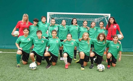 Chieti Calcio Femminile, all set for the debut in the Under 17 National Championship