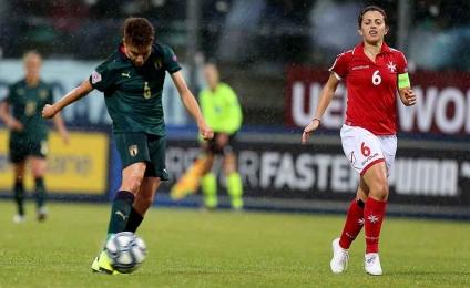 European Qualifications: Italy beats Malta 5-0 and celebrates its sixth consecutive victory