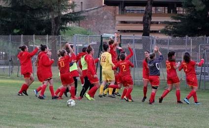 Ravenna Women in burst on Perugia