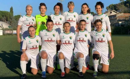 Aprilia inflicts the first home defeat to Chieti Calcio
