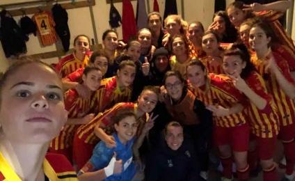 Salento Women Soccer - Real Bellante 2-0