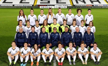 Cesena Female, the youngest team in the Serie B National Championship