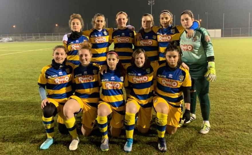 Under 17: Parma beat Orobica 2-0