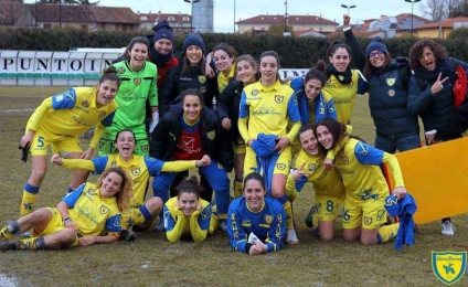 Chievo Fortitudo Women, success booming on the Novese