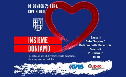 Avis, ADMO and Torres Feminine for blood donation
