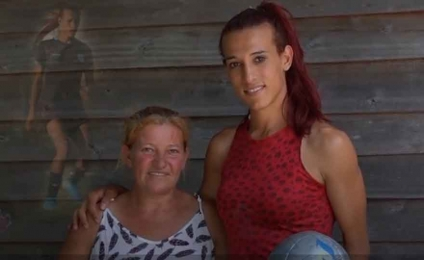 Argentina is the first transsexual player in women's football: the Argentina Soccer Federation's OK is missing