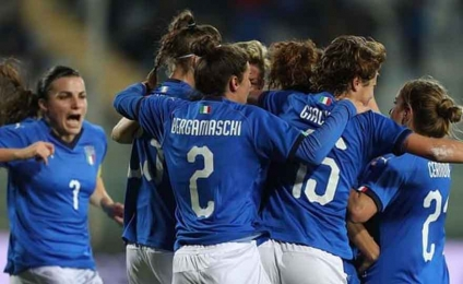 """European Qualifiers: on 10 April at the """"Friuli"""" stadium in Udine with Israel"""
